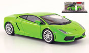 Lamborghini Gallardo LP560-4 green avec figur the stig