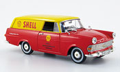 Opel Rekord p 2 caravan red yellow s 1960