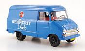 Opel Blitz kastenwagen a blue semperit 1960