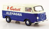 Lancia Jolly miniature bleu blanche gelati alemagna 1962