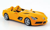 Mercedes SLR McLaren Stirling Moss (Z 199) orange 2009