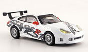 Porsche 996 GT3 RSR biancohe 2000
