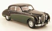 Jaguar MK 9  noire  verte Oxford 1/43