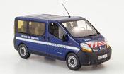 Miniature Gendarmerie Renault Trafic gendarmerie secours en montagne 2004