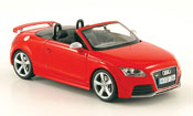Audi TT RS Roadster red 2009