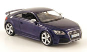 Audi TT RS Coupe blue 2009