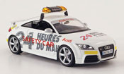 TT RS Coupe Safety Car 24h Le Mans 2009