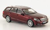 Mercedes Classe E miniature T Modell (S212) Elegance  rouge 2009