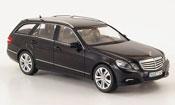 Mercedes Classe E miniature T Modell (S212) Avantgarde noire 2009
