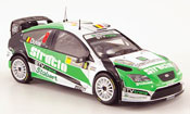 Miniature Rallye Ford Focus RS WRC 07 No.8 Structo Rally Deutschland 2008