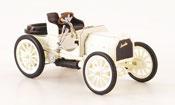 Mercedes Simplex miniature 35 HP blanche 1