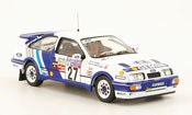 Ford Sierra Cosworth RS  RS Cosworth No.27 Gemini RAC Rally 1989 ixo
