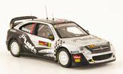 Citroen Xsara WRC 2009 no.11 lunde 3. platz rally zypern