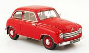 Lloyd LS miniature 300 rouge 1951