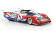 Peugeot WM miniature 1986 turbo no.41 24h le mans P85