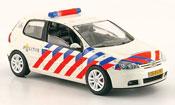 Volkswagen Golf V politie amsterdam amstelland