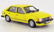 Opel Kadett D  1.6 s jaune 4 turer 1983 MCW