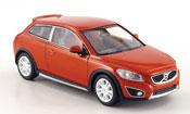 Volvo C30 orange