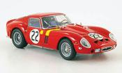 Ferrari 250 GTO 1962  no.22 24h le mans Kyosho 1/43