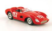 Ferrari 500 TRC no.132 targa florio 1959