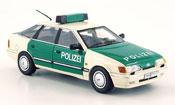 Ford Scorpio miniature MK1 police liaveciete Auflage 300