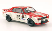 Nissan Skyline miniature 2000 GT R (KPGC10) Racing  No.15 Fuji 1972