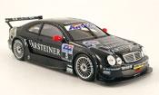 Mercedes CLK miniature DTM amg no.5 warsteiner 2000