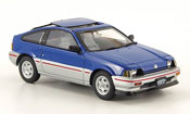 Honda CR-X Ballade 1.5i blue gray  1983