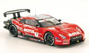 Nissan Skyline miniature R35 JGTC GT R No.1 Motul Autech Super GT Fuji 2009