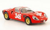Alfa Romeo 33   stradale no.346 s.dini bologna 1968 MCW