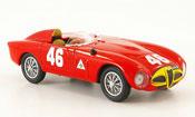 Alfa Romeo 6C miniature 3000 cm spider no.46 j.m.fangio merano 1953