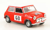 Austin Mini Rallye  No.60 Rally Monte Carlo Oxford 1/43