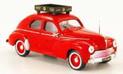 Miniature Peugeot 203   taxi casablanca 1960