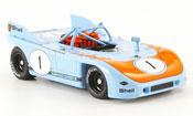 Porsche 908 1972 No.1 Joest Racing Brands Hatch