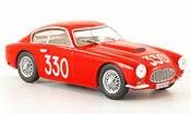8V Zagato No.330 E.Jossipovich Mille Miglia 1956