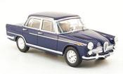 Alfa Romeo 2000 1957 berline  blu 1957
