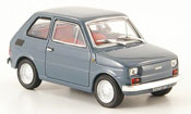 Fiat 126 grey 1972