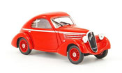 Fiat 508 CS Balilla Berlinetta red 1935
