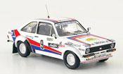 Ford Escort RS 1800 miniature No.9 Rally Deutschland 1983 MK2