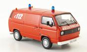 Volkswagen Combi t3a kasten pompier
