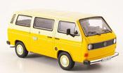 Volkswagen Combi t3a bus l yellow beige