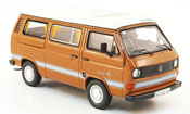 Volkswagen Combi t3a westfalia joker brown white