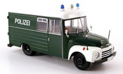 Opel Blitz 1.75t kasten police