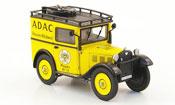 Bmw Dixi miniature Eillieferwagen ADAC Strassen Hifsdienst