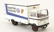 Mercedes LP 608 Martini Koffer LKW