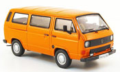 Volkswagen Combi t3b bus orange