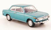 Bmw 1602 miniature (Typ 116) turkis 1966