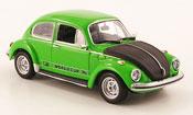 Volkswagen Coccinelle 1303 world cup verde nero 1974