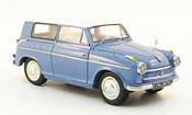 Miniature Lloyd Alexander   Alexander Kombi bleu blanche 1958
