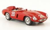 Ferrari 750 miniature monza no.20 cornacchia landi monza 1955